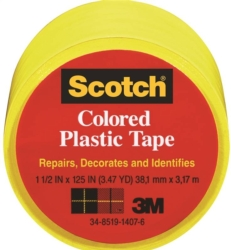 Scotch 191Y Plastic Tape