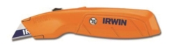 Irwin 2082300 Optimized Cutting High Visibility Utility Knife