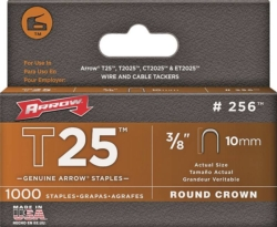 Arrow Fastener 256  Staples