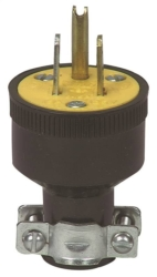 Cooper 1709-BOX Straight Electrical Plug