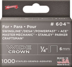 Arrow Fastener 60430  Staples