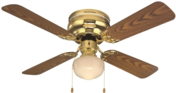Boston Harbor CF-78125 Hugger Low Profile Ceiling Fan