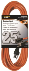 Powerzone OR501625 SJTW Round Extension Cord