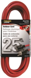 Powerzone ORK506725 SJTW Extension Cord