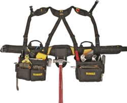 DeWalt DG5617 Tool Apron With Yoke Suspenders