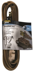 Powerzone OR670612 SPT-2 Extension Cord