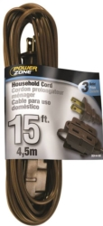 Powerzone OR670615 SPT-2 Extension Cord