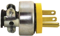 Cooper 2867 Armored Electrical Plug