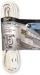 Powerzone OR660615 SPT-2 Extension Cord