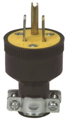 Cooper 1709 Straight Electrical Plug