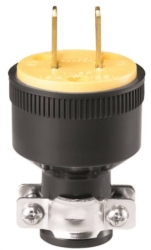 Cooper 1723 Straight Electrical Plug