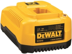 Dewalt DC9310 3-Stage Fast Battery Charger
