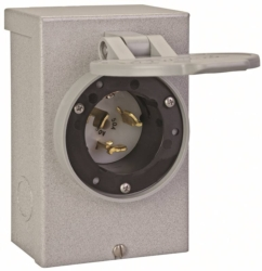 Reliance PB50 Outdoor Power Inlet Box