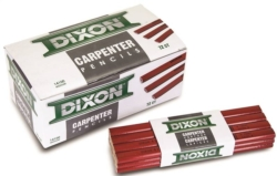 Dixon Ticonderoga 14100 Carpenter Pencil