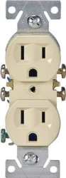 Spot-Gro C270V Duplex  Electrical Receptacle