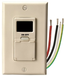 Woods 59018 In-Wall Programmable Timer