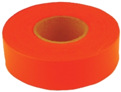 TAPE FLAG ORG 1-3/16INX150FT