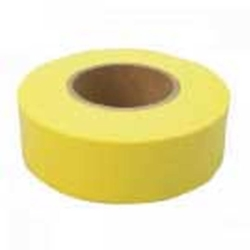 TAPE FLAG YEL 1-3/16INX150FT