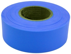 TAPE FLAG BLU 1-3/16INX300FT
