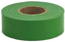 TAPE FLAG GRN 1-3/16INX300FT