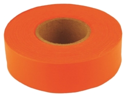 TAPE FLAG ORG 5M 1-3/16X150IN