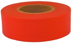 TAPE FLAG RED 5M 1-3/16X150IN