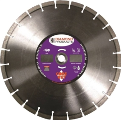 Diamond Products 78976 Segmented Rim Circular Saw Blade