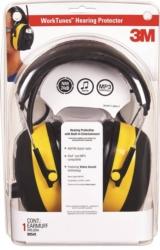 3M Tekk Protection Digital Worktunes 90541 Reusable Ear Muff
