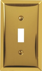 Atron 163TBR Square Corner Traditional Wall Plate