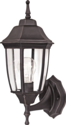 Boston Harbor HL-018B-P- RB Twin Pack Porch Light Fixture