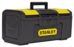 Stanley STST16410 Tool Box 8-3/5 in W x 15-2/5 in D x 6-1/3 in H