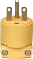 Cooper 4866 Electrical Plug