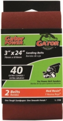 Gator 3158 Resin Bond Power Sanding Belt