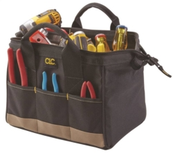 BigMouth Tool Works 1161 Standard Traditional Tool Bag
