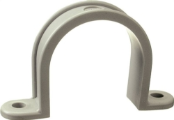 Halex 71215B 2-Hole Conduit Strap