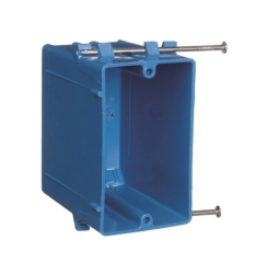 Thomas & Betts B122A-UPC Wall Box