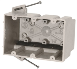 Allied Moulded 3300-NK Outlet Box