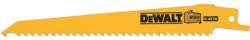 Dewalt DW4802B Bi-Metal Taper Reciprocating Saw Blade