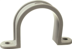 Halex 71212B 2-Hole Conduit Strap