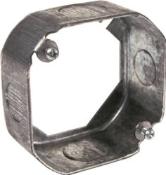 Hubbell 130 Octagon Box Extension Ring