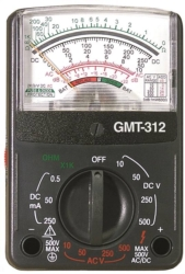 Gardner Bender GMT-312 12-Range Analog Multimeter