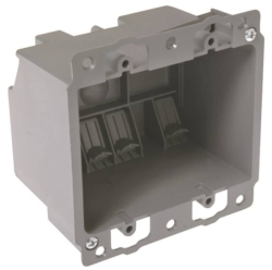 Raco 7488RAC Old Work Cable Box