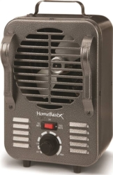 Milkhouse LH872 Mini Portable Electric Heater