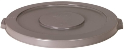Huskee 1002GY Flat Round Lid