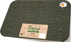 GrassWorx Daisy Rectangle Door Mat