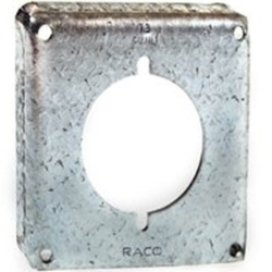 Raco 810C Raised Square Exposed Work Cover