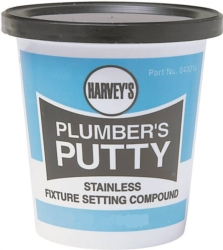 Harvey's 043010 Plumbers Putty