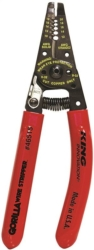 King Safety 46515 Wire Stripper with Handle Lock