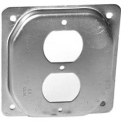 Hubbell 902C Square Raised Exposed Work Cover