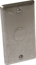 Hubbell 861 Utility Box Cover